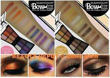 24 Color Eye Shadow Makeup Cosmetic Shimmer Matte Eyeshadow Palette NUDE Set