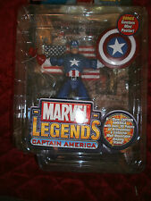 MARVEL  CAPTAIN AMERICA SERIES 1  WITH MINI POSTER