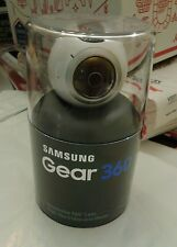 Samsung SM-C200 Gear 360 White Dual Lens VR Camera S7 S6 used once