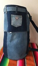 Vintage Rare guess Jeans 1990's Hipster Backpack/ Tote Bag. Super Cool!