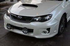 PIAA 510 Star White Bumper Grille Driving Lights Kit for Subaru Impreza WRX STi