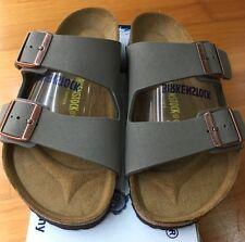 Birkenstock Arizona 151211 Size 36/L5~5.5 R Birko-Flor Stone Sandals