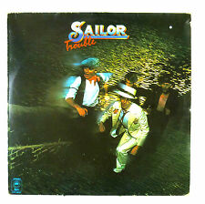"12"" LP - Sailor - Trouble - C1661 - washed & cleaned"