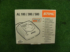 Genuine STIHL AL100/300/500 FAST Battery Charger 48504305504 ap100 ap200 ap300