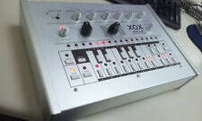x0xb0x with ALUMINUM CASE (Silver or Black) / Mk4 with Bass Boost Mod