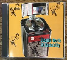 $15,000 Worth Of Rockabilly Epic 32 Song Compilation CD RARE OOP NM