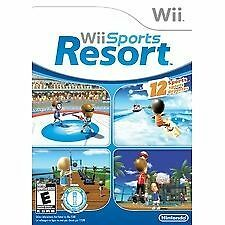 New Sealed Nintendo Wii Sports Resort w/ Wii Motion Plus ~SHIPS FREE