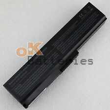 Laptop 5200mah Battery Fr Toshiba Satellite L650D L655D L670 L675 PA3636U-1BAR