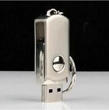 NEW 0.1GB 1MB Stainless USB 2.0 Flash Drive Memory Stick Storage Pen