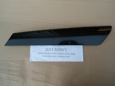 BMW MINI ONE COOPER S O/S DRIVER WINDSCREEN PILLAR TRIM R50 R53 2001-2006