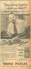1953 Philip Harbin Television Cook Tasted Them That'll Tell You