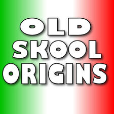 Oldskool Origins - Italian Piano House Anthems - LISTEN 10 CD House Collection
