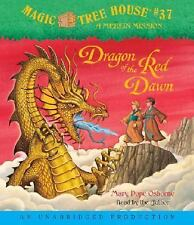 Magic Tree House: Dragon of the Red Dawn No. 37 by Mary Pope Osborne (2007,...