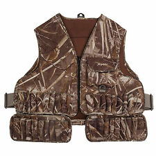 Tanglefree Neoprene Realtree MAX 4 Camo Hunting Wader Wading Vest - NEW!