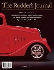 No. 34B 1933 Willys Coupe RODDERS JOURNAL