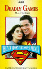 Deadly Games (New Adventures of Superman),GOOD Book