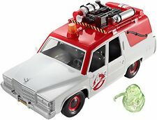 Ghostbusters ECTO-1 Vehicle and Slimer Figur...Mattel Kids Fun Toys for Play NEW