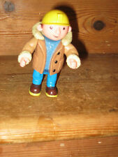 BOB THE BUILDER  PLAY FIGURE SKI JACKET HT 4INS SITS STANDS  ADD TO OTHERS SETS