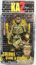 NECA KICK ASS 2 COLONEL STARS & STRIPES HOOD DOWN