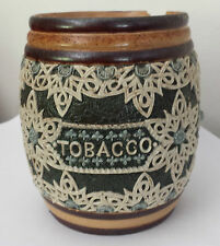 Royal Doulton Stoneware Tobacco Jar