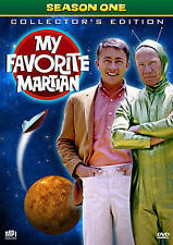My Favorite Martian - The Complete First Season (DVD, 2014, 5-Disc Set)