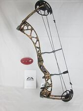 Martin Archery Stratos CR 0-70# Right Hand CARBON Riser Compound bow Camo