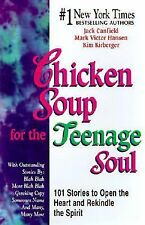 Chicken Soup For The Teenage Soul 1 Turtleback School & Library Binding Edition