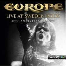 EUROPE - LIVE AT SWEDEN ROCK-30TH ANNIVERSARY SHOW 2 CD NEU