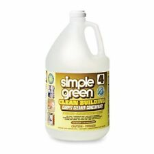 Simple Green Carpet Cleaner Concentrate - Liquid Solution - 128 Fl Oz [4 Quart]