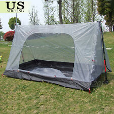 Mosquito Insect Net Backpacking Tent Outdoor Camping Hiking Netting Bed Canopy