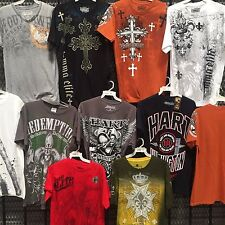 Wholesale Mens Clothing Tshirts Closeout MMA Type 50pcs Lot $3.98 per Tshirt