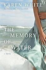 The Memory of Water, White, Karen, Good Book
