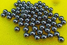 "100 pcs - (2.381mm) (3/32"" 0.0937"" Inch) Chrome Steel Bearing Ball"
