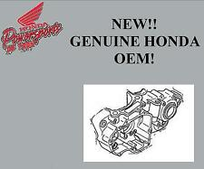 2015 HONDA CRF250R LEFT & RIGHT CRANKCASE W CRANKSHAFT ASSEMBLY