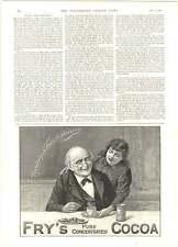 1893 la mañana de boda novia más limpia la luz del sol Jabón Clásico De Publicidad