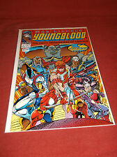 Young Blood #1 1992 (VF+) In Sleeve With A Board Backing Image Comic