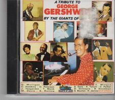 (GA463) A Tribute to George Gershwin - 1996 CD