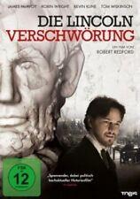 DIE LINCOLN VERSCHWOERUNG -  DVD NEUWARE JAMES MCAVOY,ROBIN WRIGHT,KEVIN KLINE