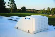 Camco 40431 RV Roof Camper Travel Trailer Vent Cover Top Lid Parts White New