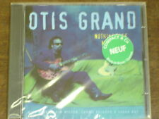 OTIS GRAND Nothing else matters CD NEUF