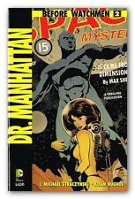 DR.MANHATTAN 2 Before Watchmen Rw Lion