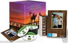 Mcleod's Daughters Series : Complete Collection - Season 1-8 : NEW DVD