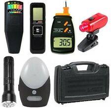 Premium Ghost Hunting Kit + K2 Meter + EVP Recorder + Equipment Case + More