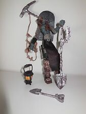 Grave Digger Action Figure from Spawn McFarlane Toys 1997