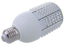 DC 12V to 24V 10W Warm White 201 LED Corn Light Bulb Lamp 4000k E27 Medium Base