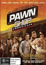 Pawn Shop Chronicles DVD Region 4 (VG Condition)