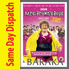 MRS BROWNS BOYS Brown's Boy BBC TV SERIES Season 3 DVD box set