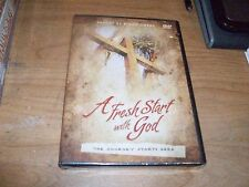 A Fresh Start With God: The Journey Starts Here by Buddy Owens (DVD, 2009) NEW