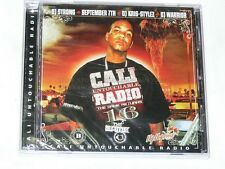 Cali Untouchable Radio 16 Dj Strong Warrior New CD Unsealed