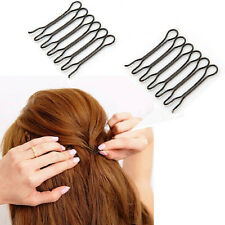 NEW 2 Pack Bangs Clips Front Hair Comb Princess Looking Hair Styling Tools Pins